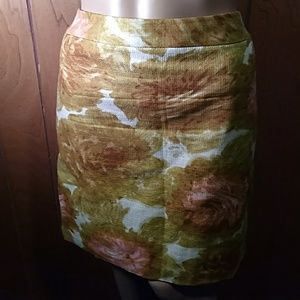 Cute skirt by Talbot's nwot size 4.